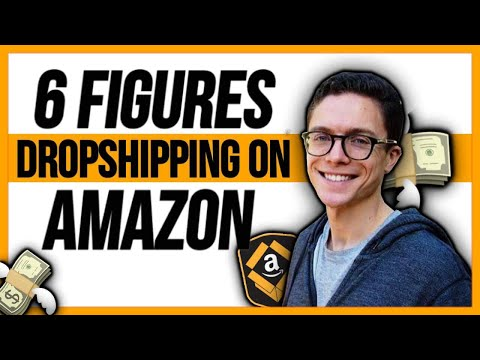 6 Figures Per Year Dropshipping on AMAZON with Paul Lipsky