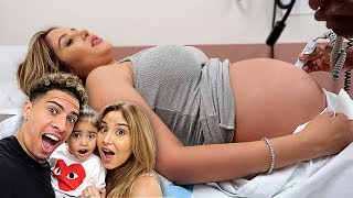 UNEXPECTED NEWS AT BABY CHECK UP!!! **UH OH**