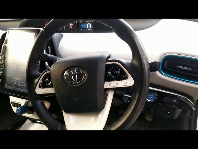 Toyota Prius PHV (Plug In Hybrid) 2017 Video