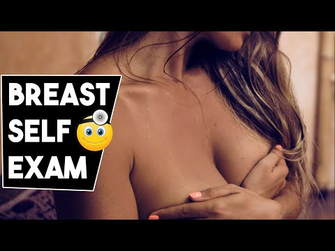 How To Touch BREASTS For BREAST SELF EXAM | [Airplane Edition]