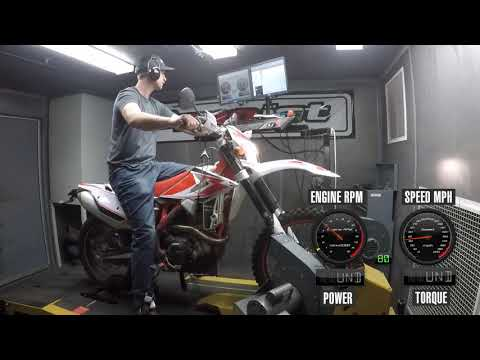 How Much Power Does The 2019 Beta 430 RR-S Make?
