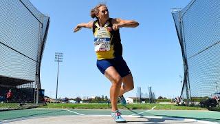 Albi 2020 : Mélina Robert-Michon avec 60,06 m au lancer du disque