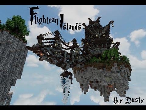 Flightean Islands Skyblock Commission Minecraft Project