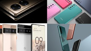 Best Phones Still Coming In 2021 - Pixel 6, Samsung S21 FE, Sony Xperia 5 III & More