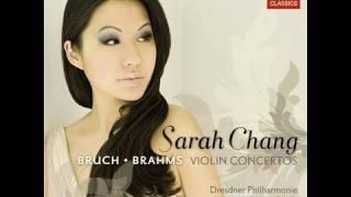 Sarah Chang - Bruch/Brahms: Violin Concertos