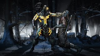 Новые подробности игры Mortal Kombat X для мобильных устройств