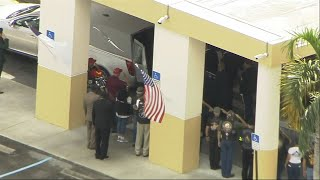 Funeral Held for Fla. Soldier Killed in Niger