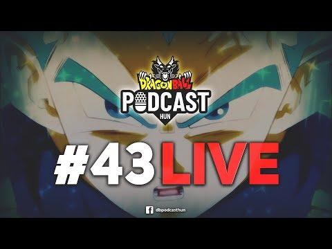 Dragon Ball Podcast #43 - ÉLŐBEN - 123. rész SPOILERESEN letöltés