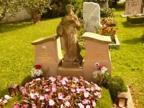 Das Grab von Petra Schürmann