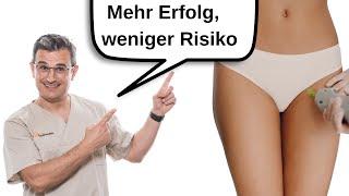 Haarentfernung Laser,  IPL. Das mußt Du wissen. Hautarzt erklärt | Dr. Kasten Hautmedizin in Mainz