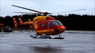 Abschied von Medicopter 117