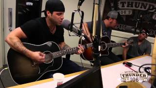 "Parmalee perform ""Musta Had A Good Time"" Live at Thunder 106"