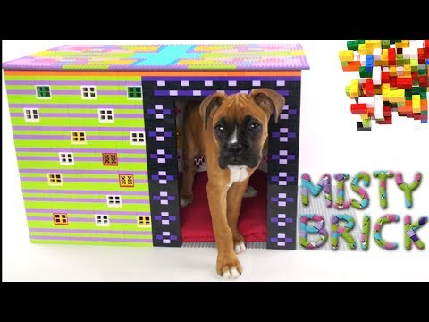 Lego Misty: Doghouse 3 by Misty Brick.