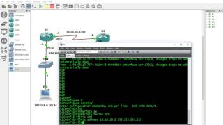 How To Configure Static Routing in GNS3   Basic with GNS3   GNS3 for Beginners   200-125 CCNA