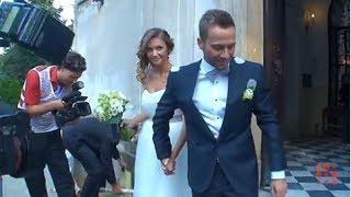 Piękny ślub aktora ''Barw Szczęścia''