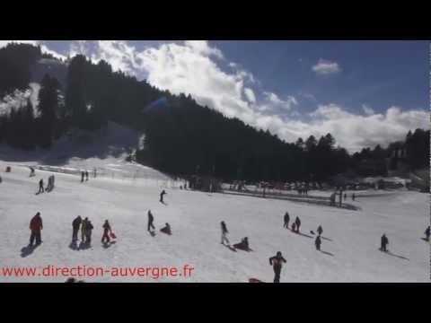 Station de ski du Lioran Super-Lioran  - © Direction Auvergne