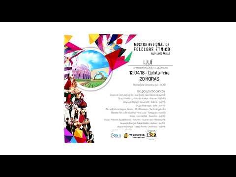 Mostra Regional de Folclore Étnico - 12/04/2018