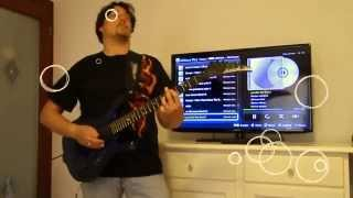 """Europe """"Paradise bay"""" full cover version (whit guitar backing track)"""