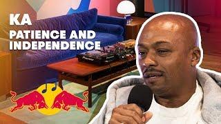 Ka Lecture (Montréal 2016) | Red Bull Music Academy