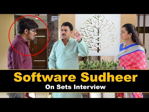 software-sudheer-movie-team-on-sets