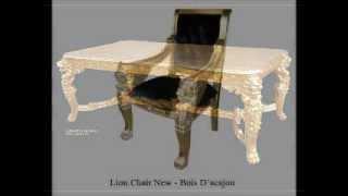 Meuble De Style Baroque (fauteuils, Canapés, Banquettes )