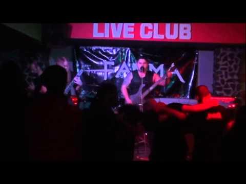 Famma - FAMMA - Intro/Ghost Whisper /Live Club Humenné 27.09.2014/