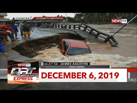 [GMA]  QRT Express: December 6, 2019 [HD]