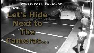 preview picture of video 'Van Theft Fail College Street, St.Helens. FAIL!!!!!!'