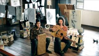 VIDEO OFFICIAL-YA ME VOY (Bajo Fianza) words and music by Pensil y alejo.