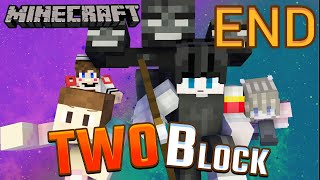 Minecraft Two Block #14 - ตอนสุดท้ายของบล๊อกเดียว