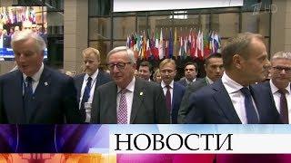 Великобритании грозит «жесткий» выход из ЕС, который может негативно повлиять на экономику страны.