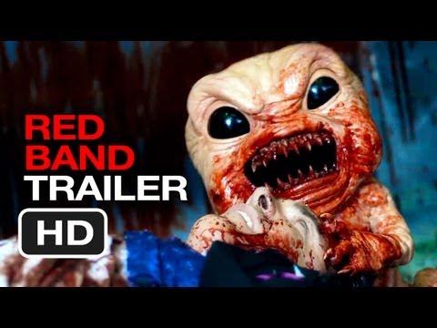 Bad Milo Movie Trailer
