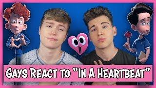 'In A Heartbeat' Short Film - Gay Reaction