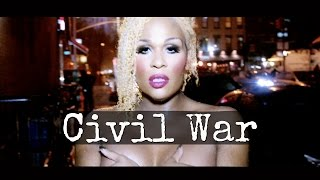 Civil War Music Video for Peppermint #RPDR9 directed by Mikhail Torich of Vanity Solutions NYC May 1
