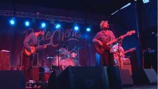 "Dr. Dog ""Hang On"" live at Bele Chere in Asheville, NC 7/28/12"