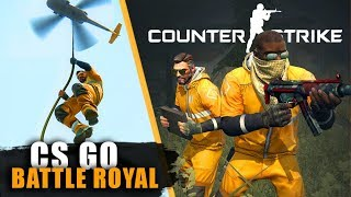 CS:GO Pubg Modu - Battle Royale | Danger Zone