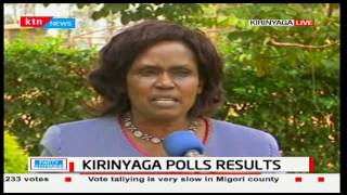 Woman Rep. Winnie Karimi accuses Jubilee elections board of allowing for double voting