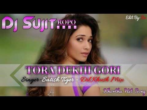 Download Tora Dekhi Gori Mora Dil Re Khortha Song Dj Shashi Dhanba