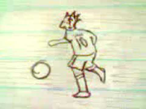 Tribute to the flip book world Football skills Amazing! Top Talent in the world