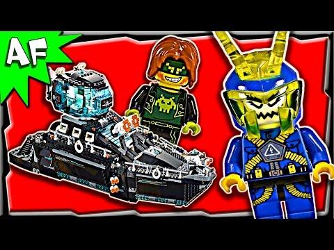 Vidéo LEGO Ultra Agents 70173 : Le QG océanique des Ultra Agents