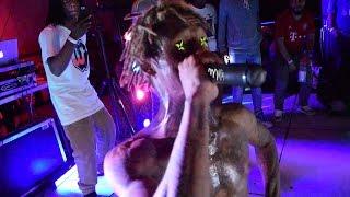 Famous Dex LIVE @Boo Williams 757 VA Music Video| shot by TenaciousBee TV