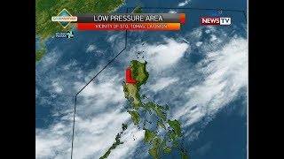 QRT: Weather update as of 5:22 PM (September 18, 2019)