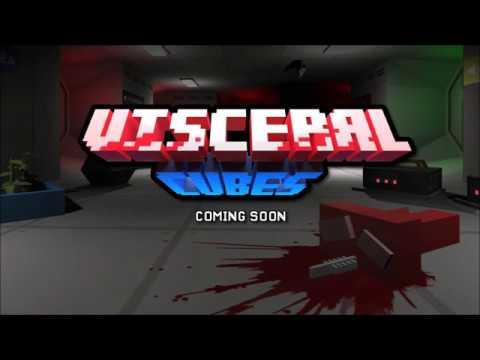 Visceral Cubes Reveal Trailer thumbnail