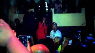 Tiwa Savage (Mavin) - Do as I do (P-Square) and Kele Kele Love + azonto dance