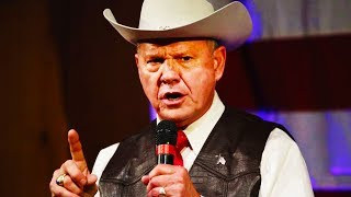 Roy Moore: Gay Marriage Worse Than Slavery