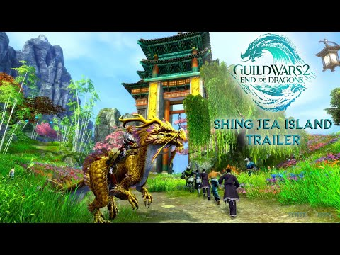 Guild Wars 2 End of Dragons New Location Revealed