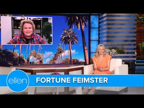 Fortune Feimster Was Convinced She Failed Intimidating 'Chelsea Lately' Interview