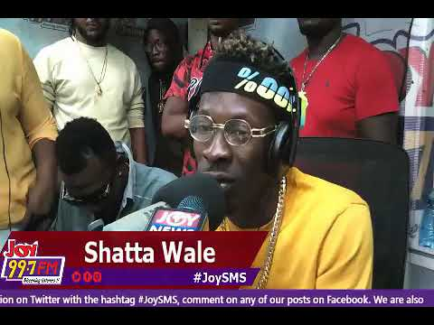 Shatta Wale shares his opinion about Menzgold Saga (26-10-18)