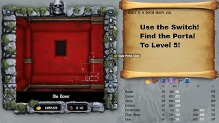 Bard's Tale 1 Remastered Mangar's Tower Level 4