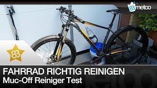 Fahrrad richtig reinigen mit Muc-Off Ultimate Bicycle Kit | Muc-Off Fahrradreiniger Test